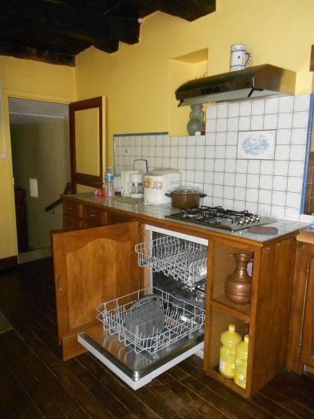 Cucina separata Affitto Agriturismo 51135 Saint-Cirq-Lapopie