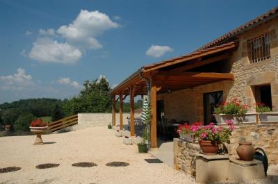 Terrazzo Affitto Agriturismo 51192 Villefranche du P�rigord