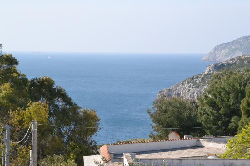 Vista dal terrazzo Affitto Appartamento 51532 Santa Maria di Leuca