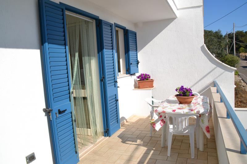 Veranda Affitto Appartamento 51532 Santa Maria di Leuca