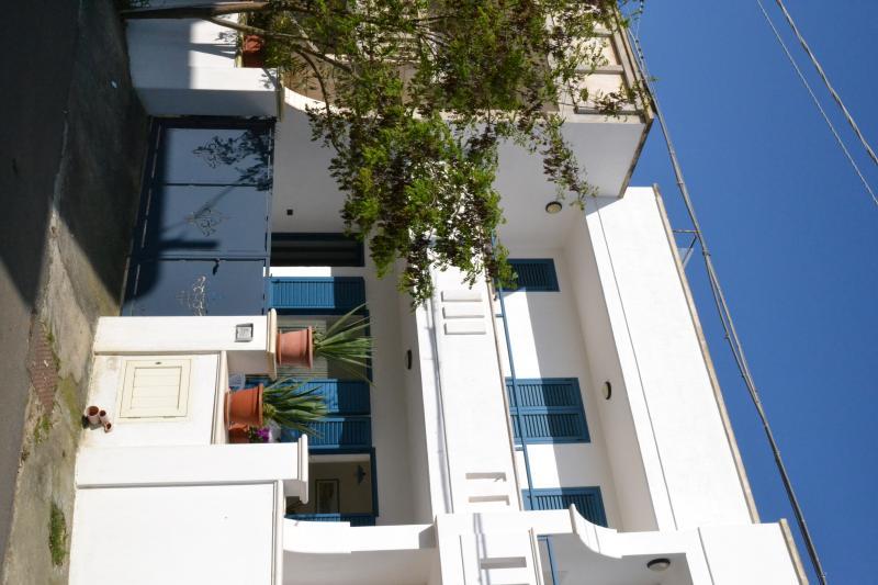 Vista esterna della casa vacanze Affitto Appartamento 51532 Santa Maria di Leuca