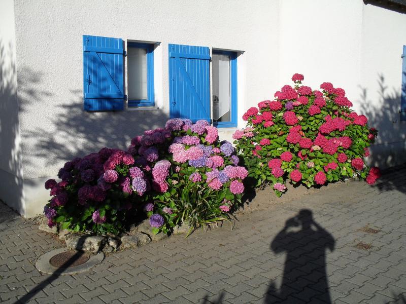 Vista esterna della casa vacanze Affitto Casa 51600 Quiberon