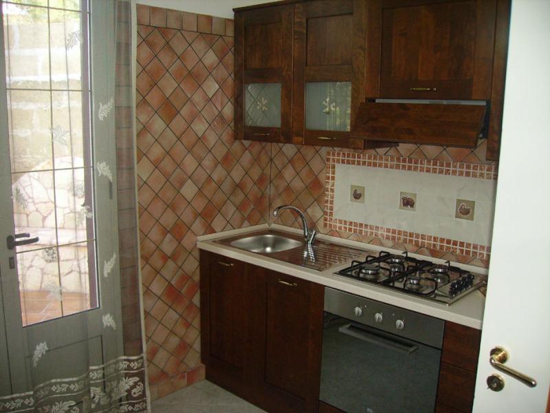 Cucina separata Affitto Appartamento 51710 Torre Vado