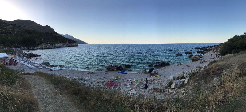 Spiaggia Affitto Villa  51889 Scopello