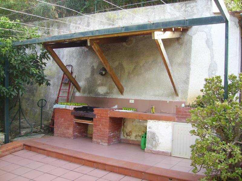Barbecue Affitto Villa  51889 Scopello