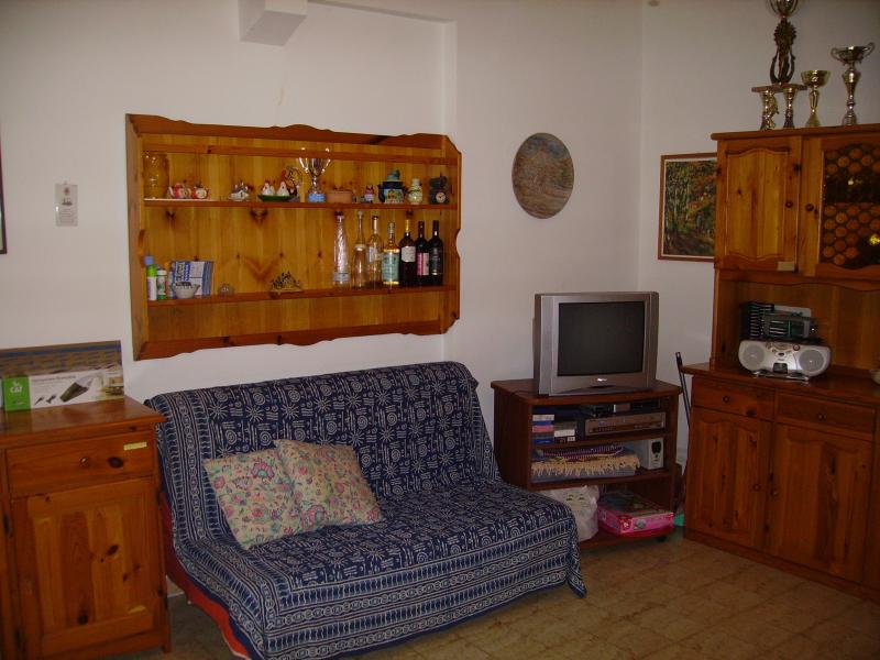 Soggiorno Affitto Villa  51889 Scopello