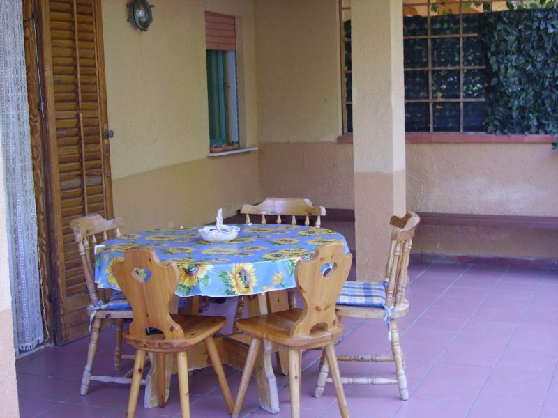 Entrata Affitto Villa  51889 Scopello