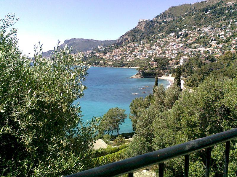 Vista dal balcone Affitto Casa 51896 Menton (Mentone)