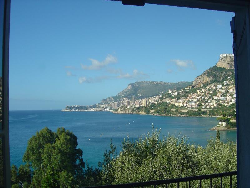 Vista dalla casa vacanze Affitto Casa 51896 Menton (Mentone)