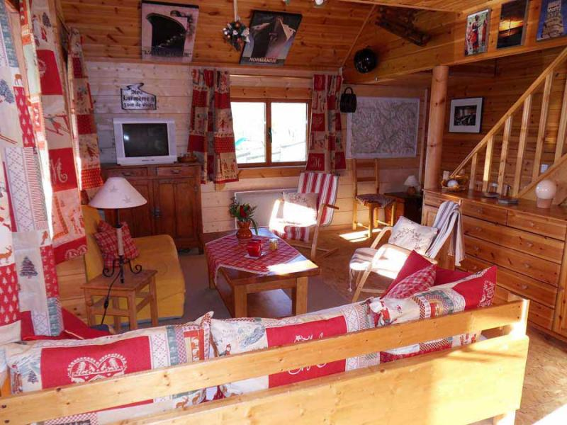 Salotto Affitto Chalet 526 Ancelle
