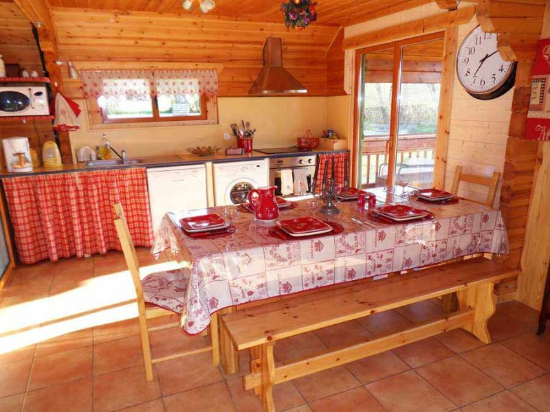 Angolo cottura Affitto Chalet 526 Ancelle