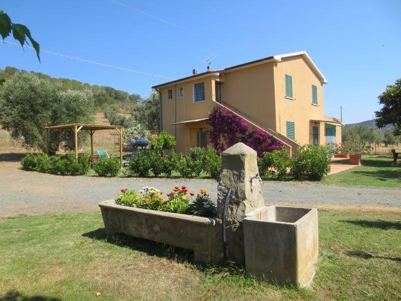 Altra vista Affitto Casa 52660 Castiglione della Pescaia
