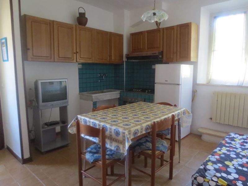 Cucina separata Affitto Casa 52660 Castiglione della Pescaia