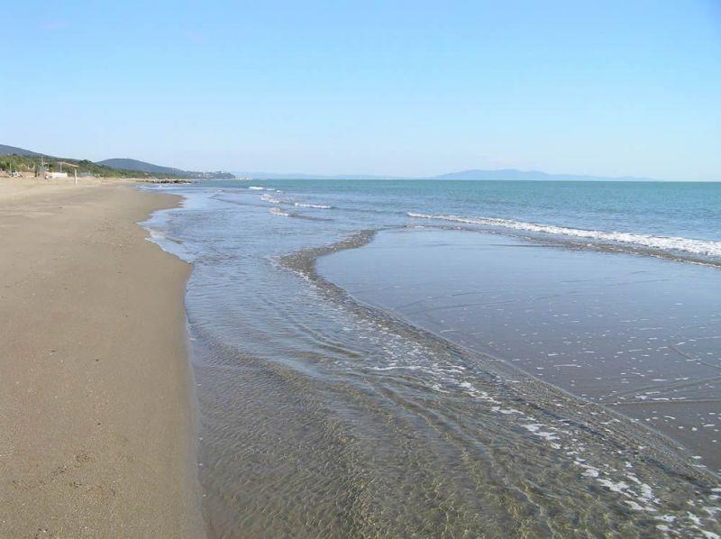 Spiaggia Affitto Casa 52660 Castiglione della Pescaia