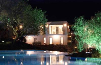 Vista esterna della casa vacanze Affitto Villa  52888 Bodrum