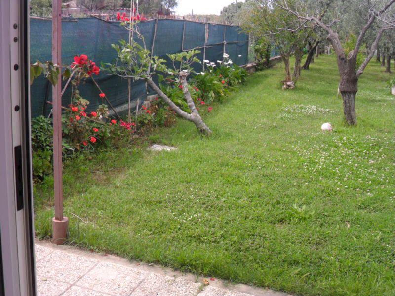 Giardino Affitto Villa  53470 Gaeta