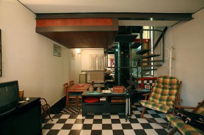 Soggiorno Affitto Appartamento 53493 Numana