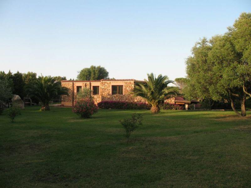 Vista esterna della casa vacanze Affitto Appartamento 53727 Porto Rotondo