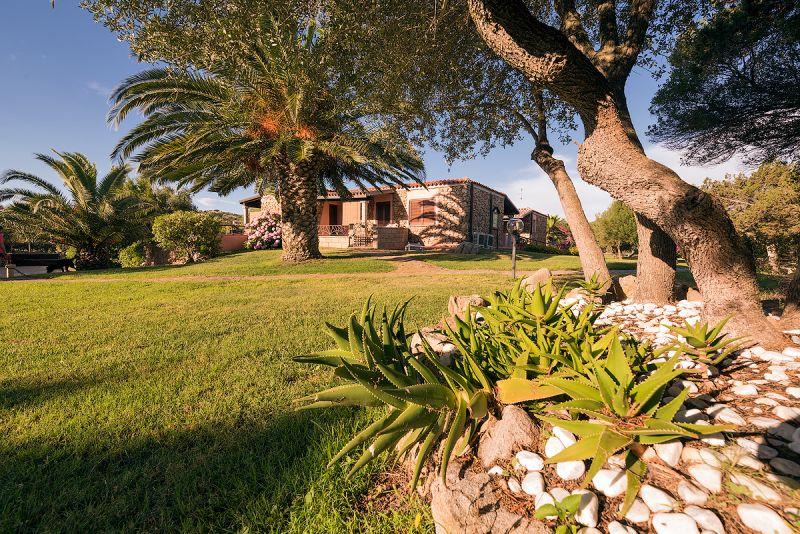 Giardino Affitto Appartamento 53727 Porto Rotondo