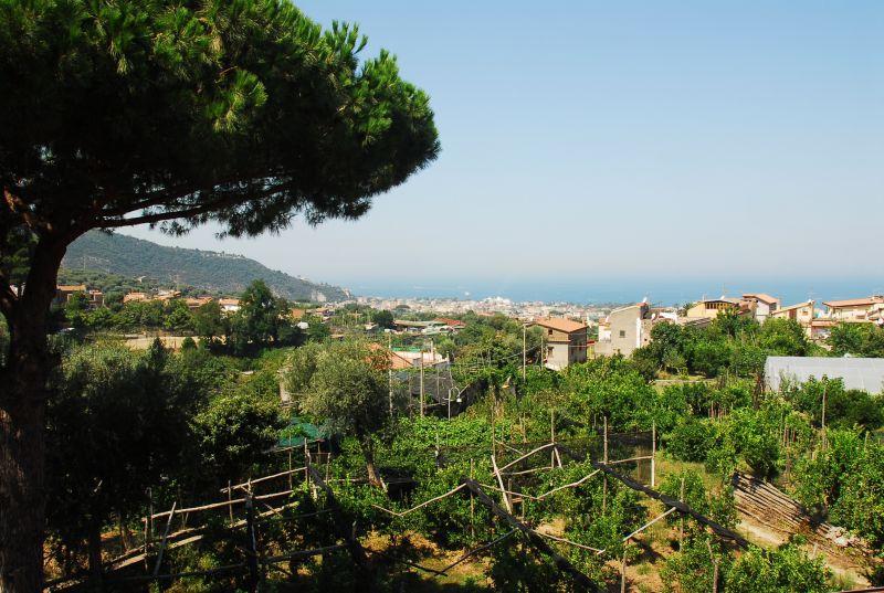 Vista dalla casa vacanze Affitto Appartamento 53852 Sorrento