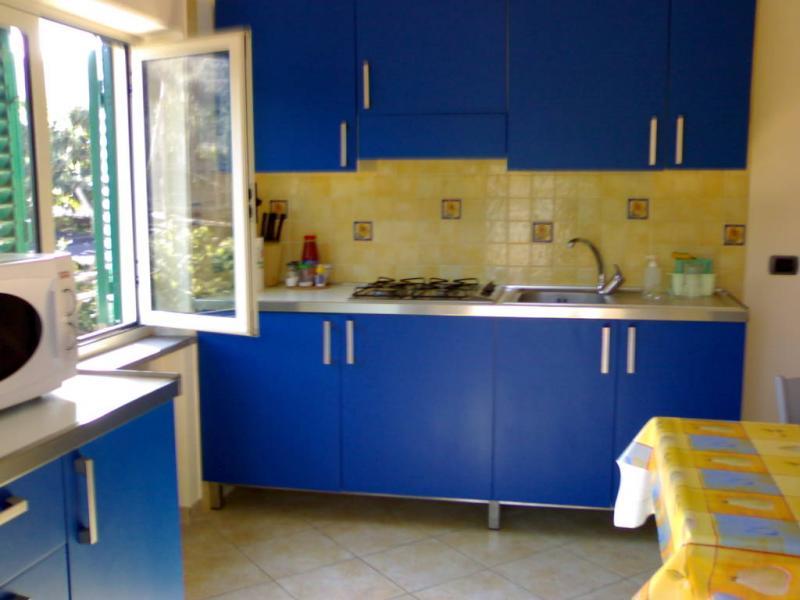 Cucina separata Affitto Appartamento 53852 Sorrento
