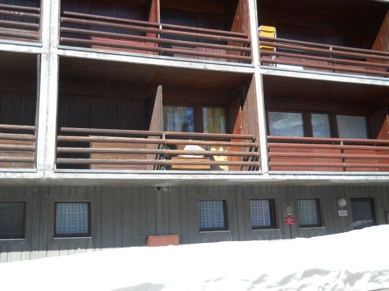 Vista dal balcone Affitto Monolocale 54302 Cervinia (Breuil)