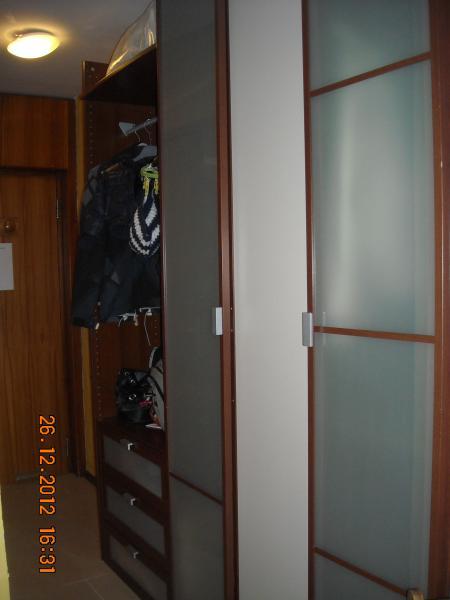 Entrata Affitto Monolocale 54302 Cervinia (Breuil)