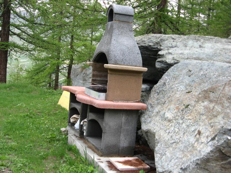 Barbecue Affitto Monolocale 54302 Cervinia (Breuil)