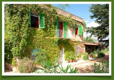 Vista esterna della casa vacanze Affitto Casa 54391 Castelvetrano Selinunte