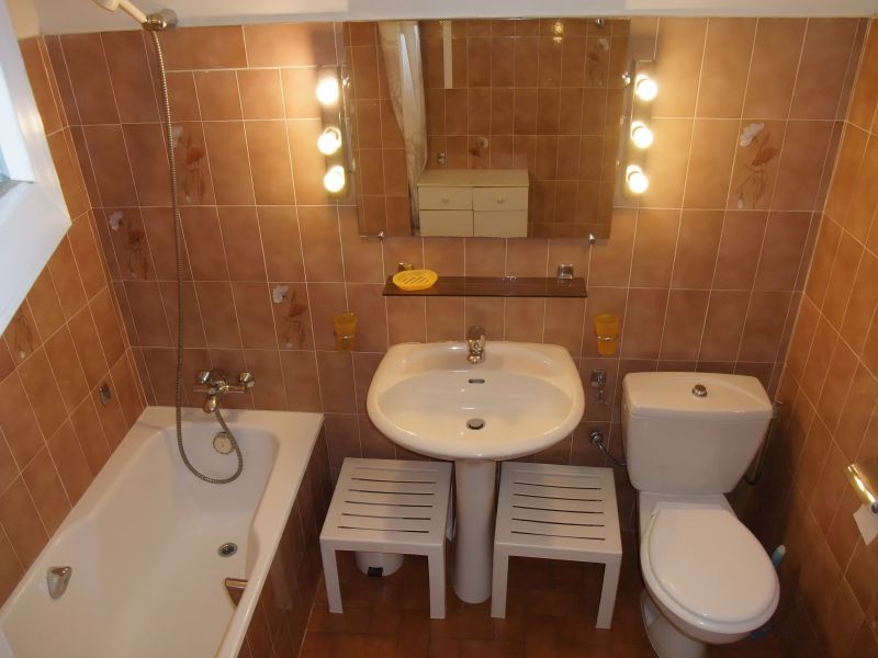 Bagno Affitto Monolocale 5456 Antibes