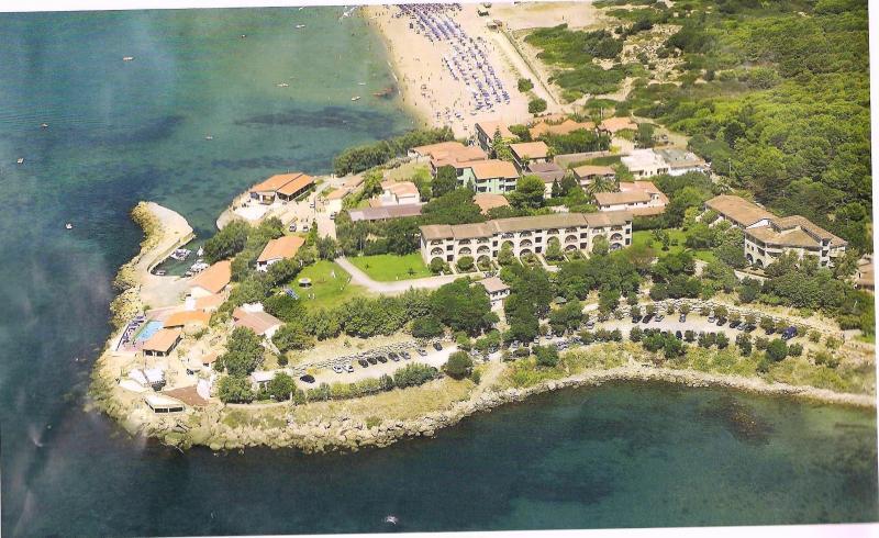 Vista dalla casa vacanze Affitto Appartamento 54877 Isola di Capo Rizzuto