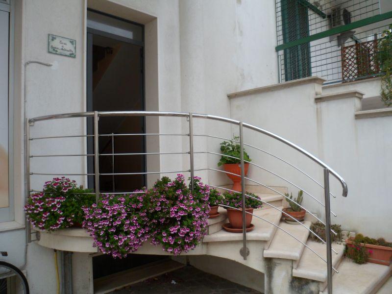 Entrata Affitto Appartamento 55081 Porto Cesareo