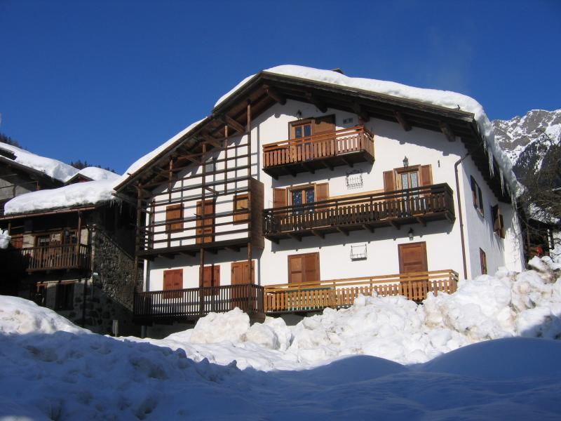 Vista dalla casa vacanze Affitto Appartamento 55088 Falcade
