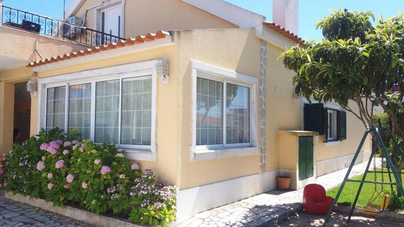 Vista esterna della casa vacanze Affitto Villa  55207 Lisbona