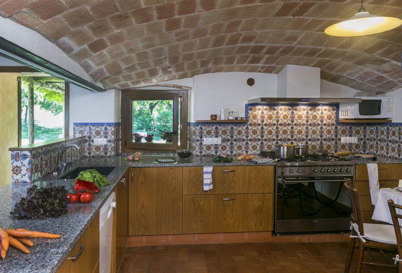 Cucina separata Affitto Agriturismo 55342 Figueres