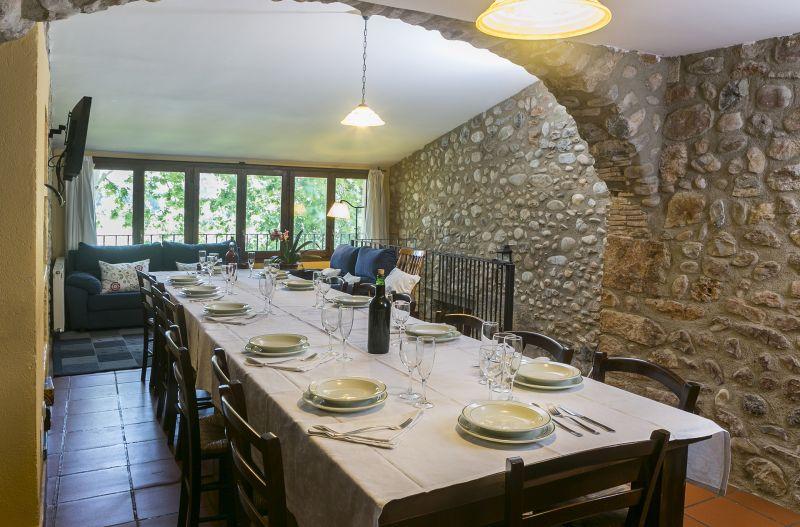 Sala da pranzo Affitto Agriturismo 55342 Figueres