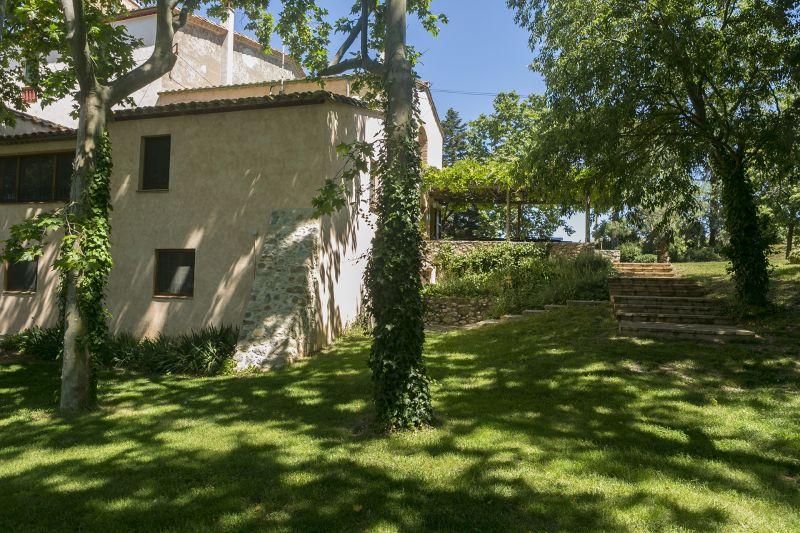 Giardino Affitto Agriturismo 55342 Figueres