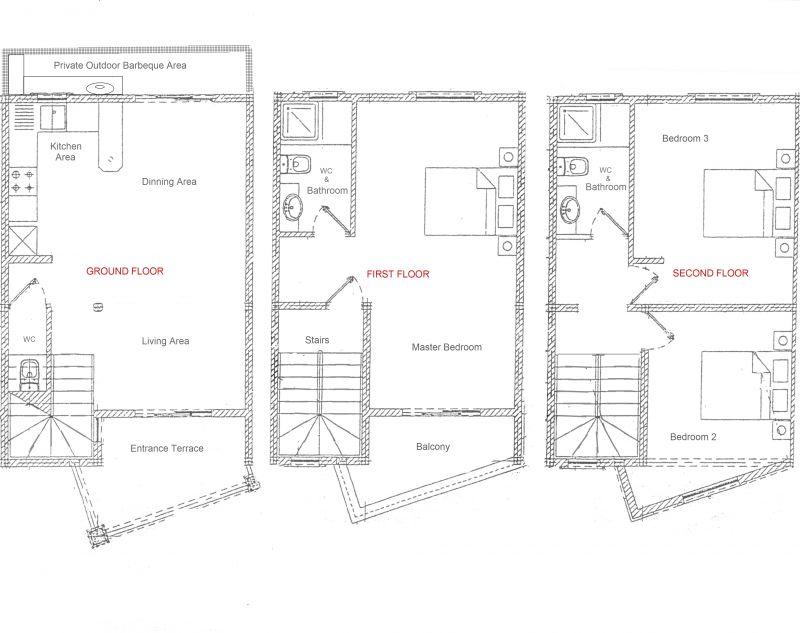 Affitto Appartamento 55358 Flic-en-Flac