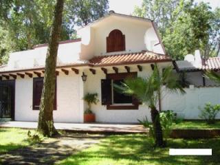 Vista esterna della casa vacanze Affitto Villa  55395 San Felice Circeo
