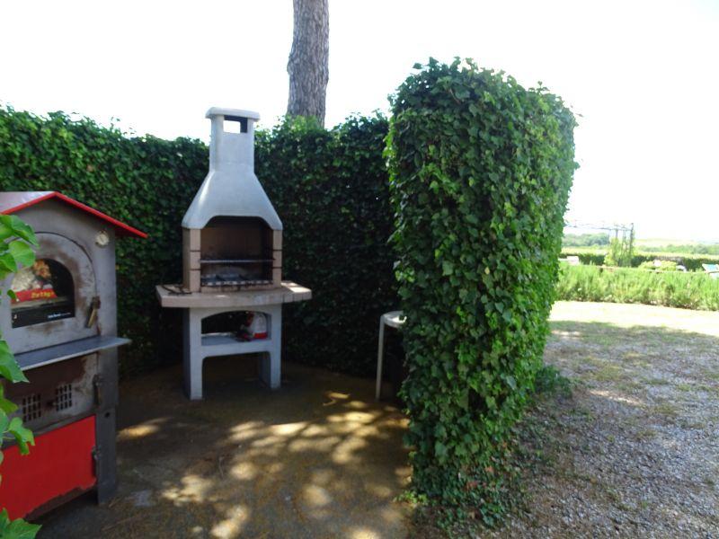 Barbecue Affitto Villa  55549 Roccastrada