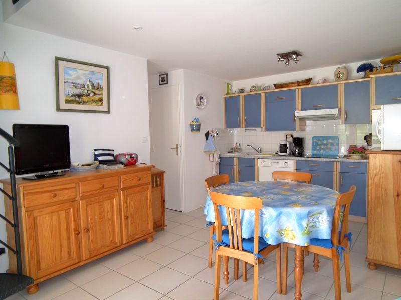 Cucina separata Affitto Casa 55566 Saint Palais sur Mer