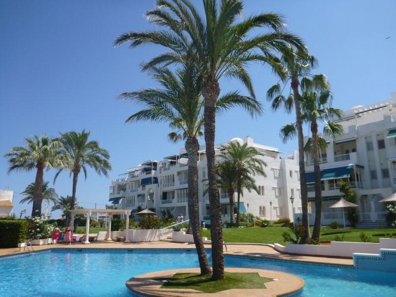 Piscina Affitto Appartamento 55579 Dénia