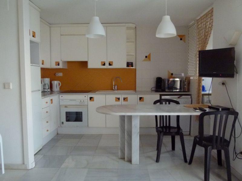 Cucina all'americana Affitto Appartamento 55579 Dénia