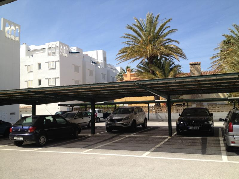 Parcheggio Affitto Appartamento 55579 Dénia