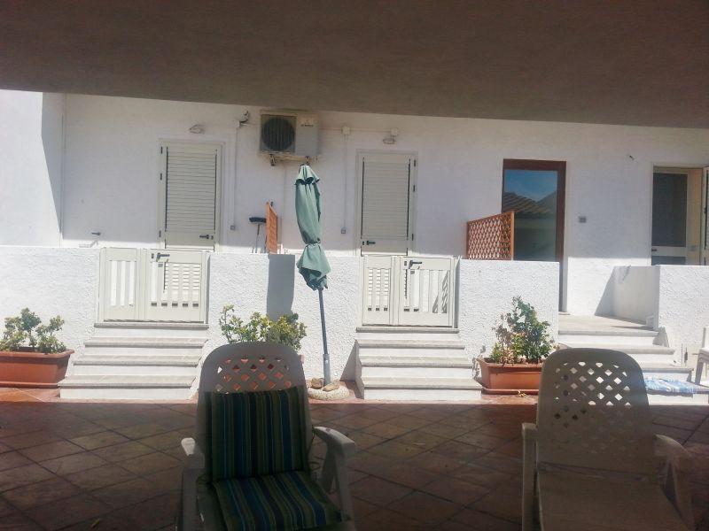 Vista esterna della casa vacanze Affitto Monolocale 55748 Isola Rossa