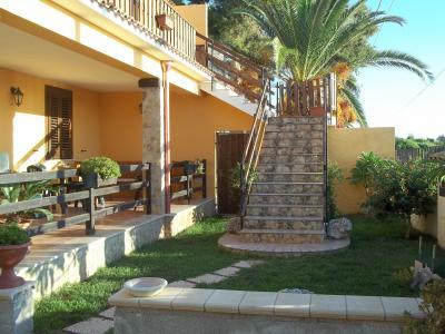 Vista esterna della casa vacanze Affitto Appartamento 55805 Avola