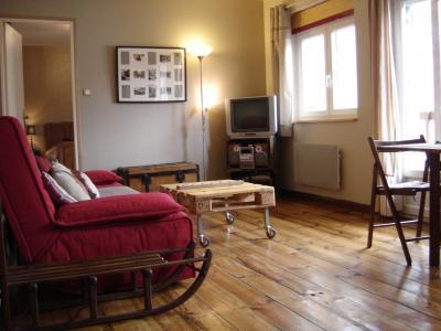 Soggiorno Affitto Appartamento 56119 Cauterets
