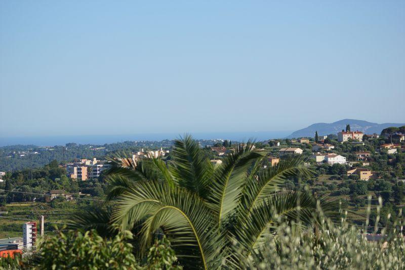 Vista dalla casa vacanze Affitto Agriturismo 56131 Grasse