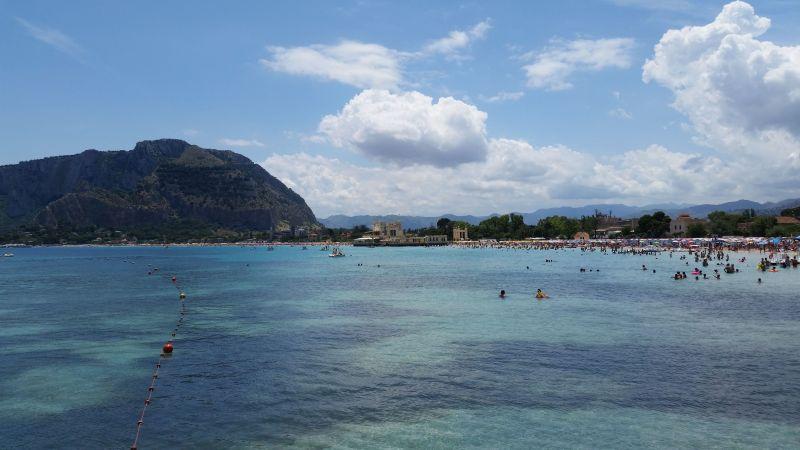 Spiaggia Affitto Monolocale 56253 Palermo