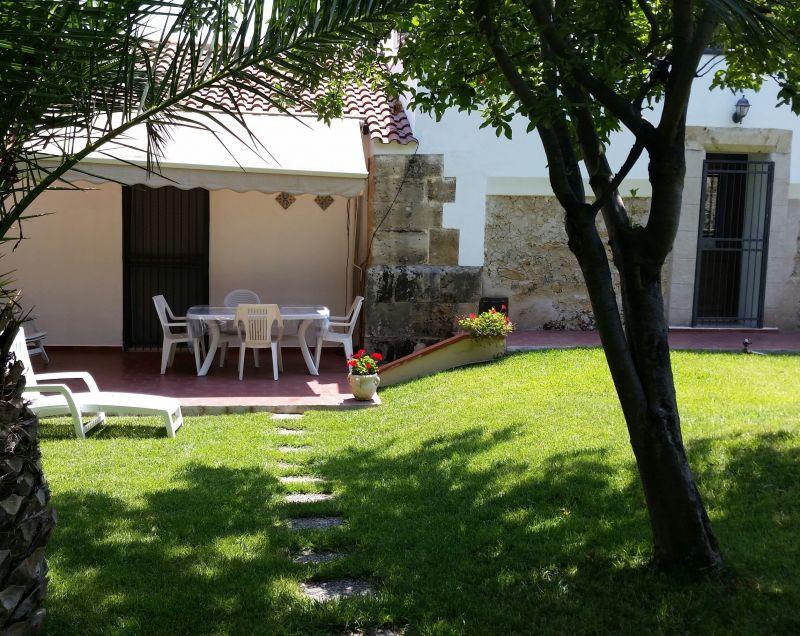 Vista esterna della casa vacanze Affitto Monolocale 56253 Palermo